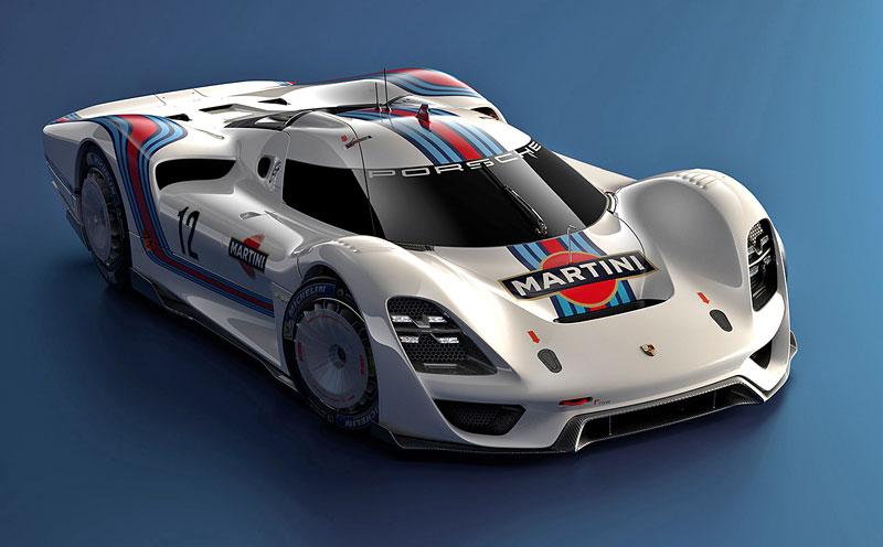 Porsche 908/04 Vision Gran Turismo: Virtuální sen: - fotka 4