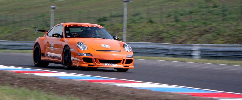 Klub sportovních aut pokřtil asfalt Automotodromu Brno: - fotka 99