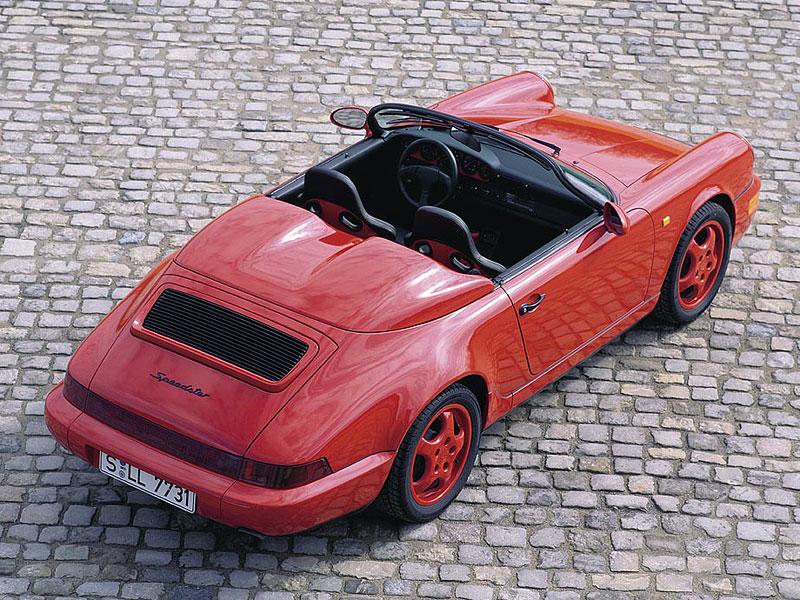 Porsche 911 Speedster: Možná už v Paříži: - fotka 3