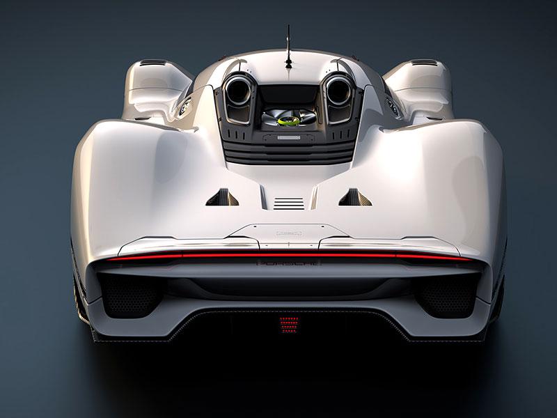 Porsche 908/04 Vision Gran Turismo: Virtuální sen: - fotka 15