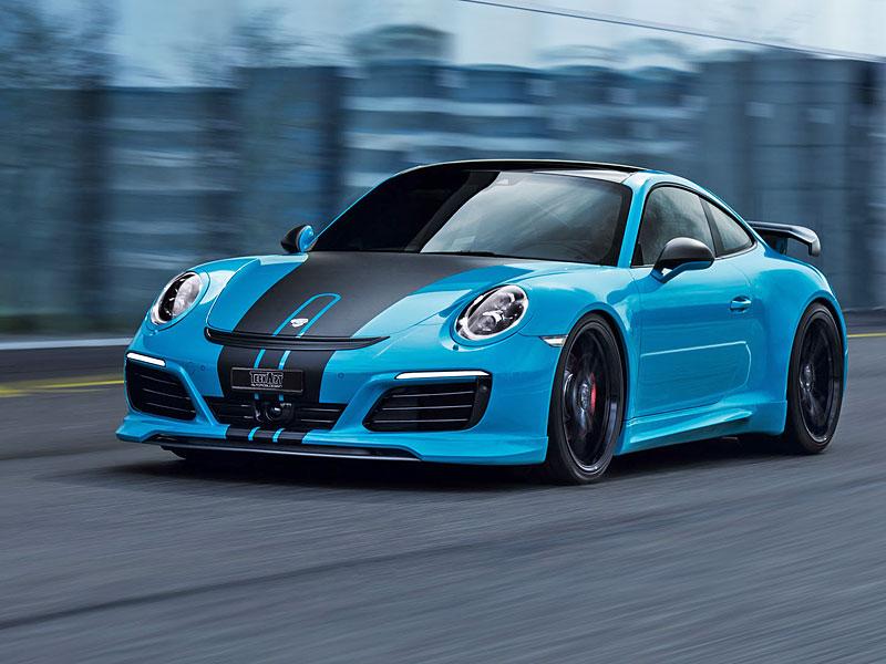 TechArt začíná odhalovat své úpravy pro Porsche 718: - fotka 7