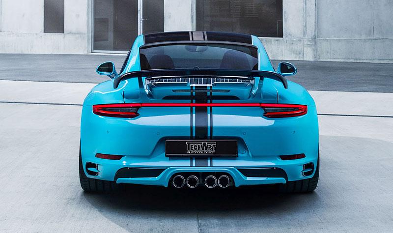 TechArt začíná odhalovat své úpravy pro Porsche 718: - fotka 8