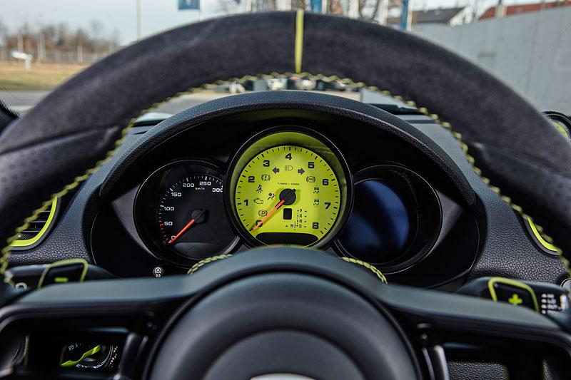 TechArt představuje své úpravy pro Porsche 718 Boxster a Cayman: - fotka 1