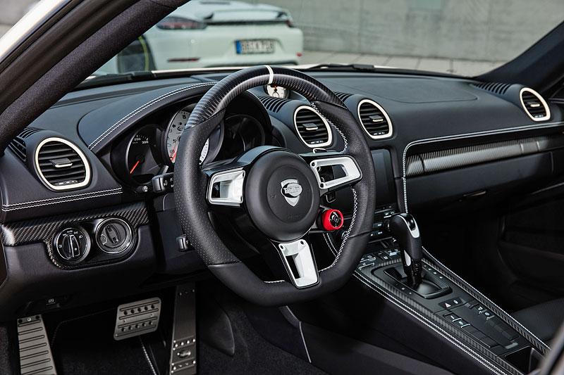 TechArt představuje své úpravy pro Porsche 718 Boxster a Cayman: - fotka 2