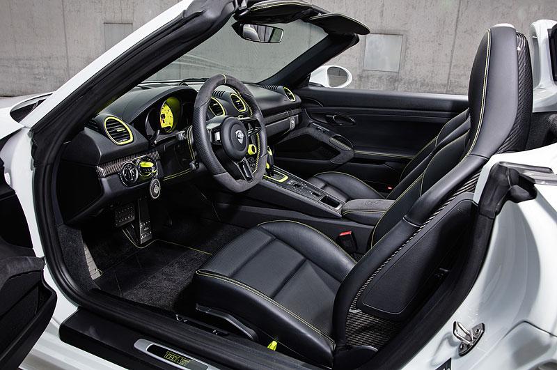 TechArt představuje své úpravy pro Porsche 718 Boxster a Cayman: - fotka 3