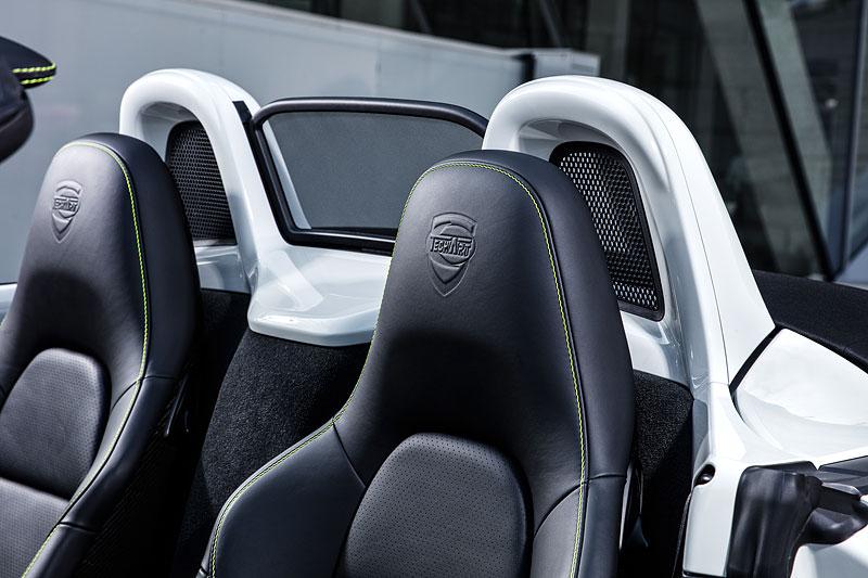 TechArt představuje své úpravy pro Porsche 718 Boxster a Cayman: - fotka 5