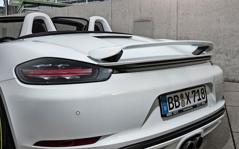 TechArt představuje své úpravy pro Porsche 718 Boxster a Cayman: - fotka 17