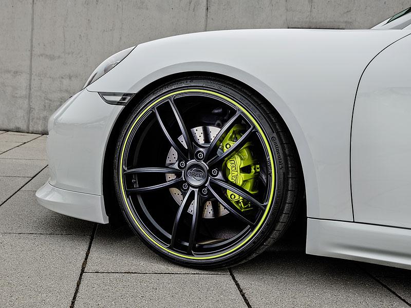 TechArt představuje své úpravy pro Porsche 718 Boxster a Cayman: - fotka 18