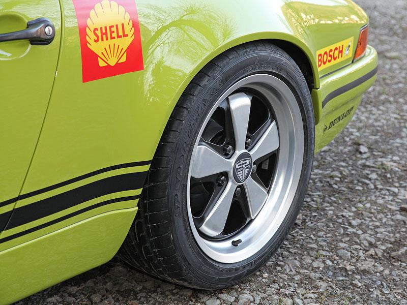 Porsche DP 964 Classic S: Starší 911 v ještě klasičtějším hávu: - fotka 16