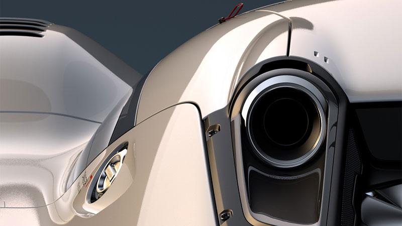 Porsche 908/04 Vision Gran Turismo: Virtuální sen: - fotka 20