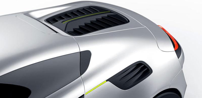Porsche 356e: Studie elektrického sporťáku s retro prvky: - fotka 12