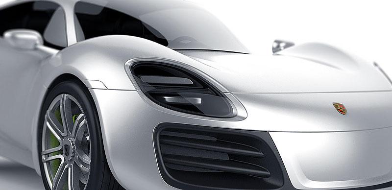 Porsche 356e: Studie elektrického sporťáku s retro prvky: - fotka 13