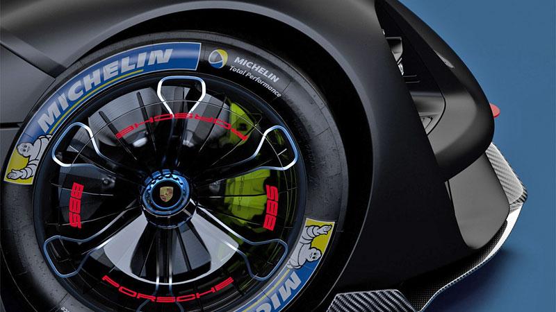 Porsche 908/04 Vision Gran Turismo: Virtuální sen: - fotka 24