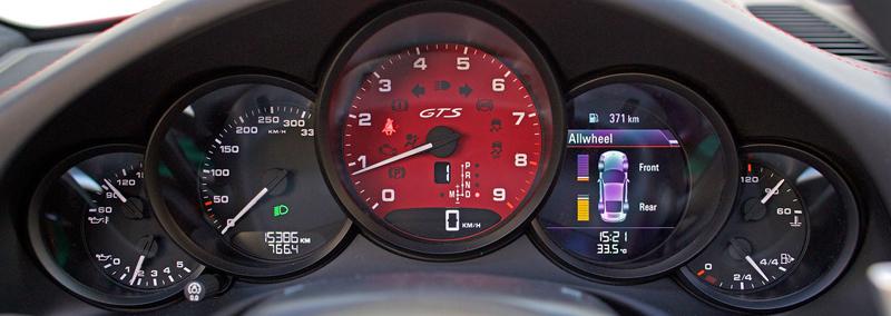 Test: Porsche 911 Carrera 4 GTS – Srdeční záležitost: - fotka 1