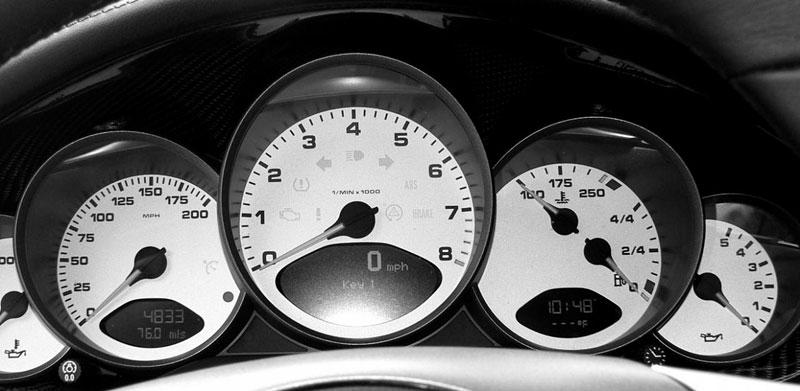RENM RM580: úprava pro Porsche 911 Turbo: - fotka 1