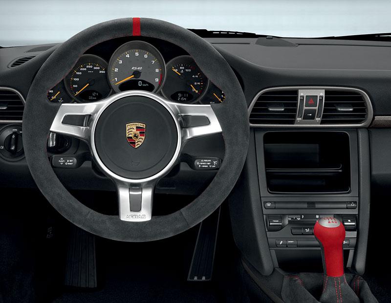 Porsche 911 GT3 RS 4.0: 500 koní oficiálně: - fotka 1