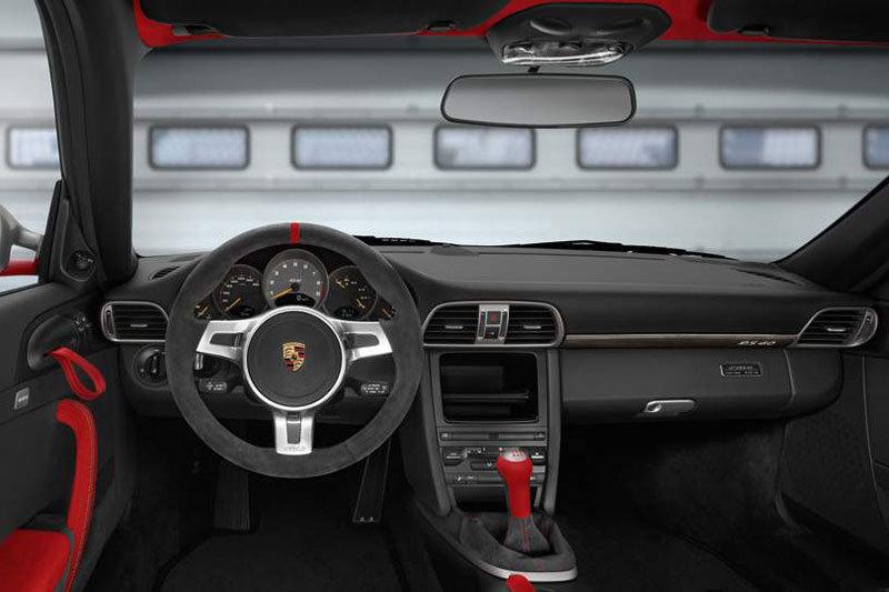 Porsche 911 GT3 RS 4.0: 6 válců, objem 4,0 l a 500 koní: - fotka 1