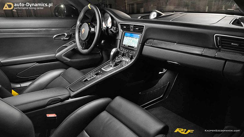 Porsche 911 Turbo S jako Dark Knight z Polska: - fotka 1