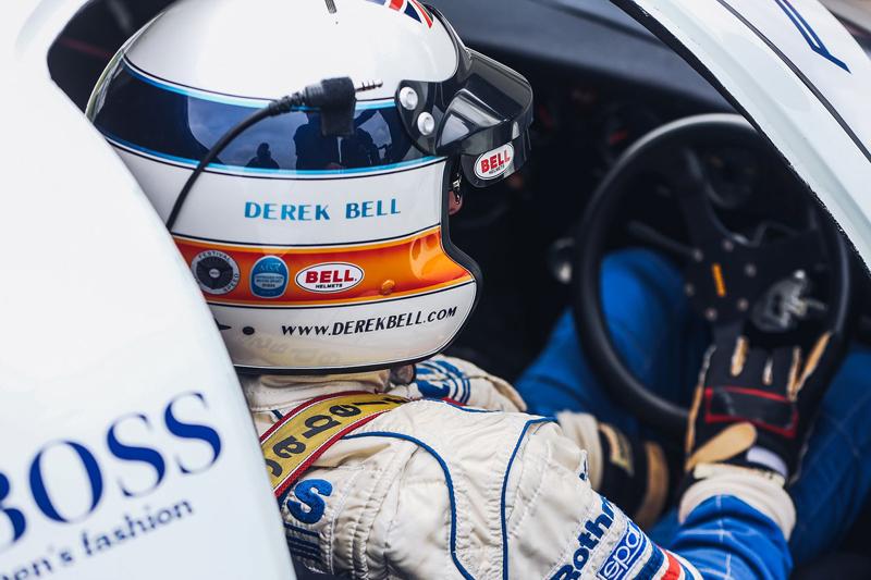 Porsche 911 Carrera 4 GTS British Legends Edition v barvách slavných vítězů z Le Mans: - fotka 2