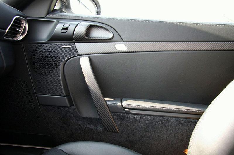 Porsche 911 Turbo: kosmetické změny od Mansory: - fotka 2