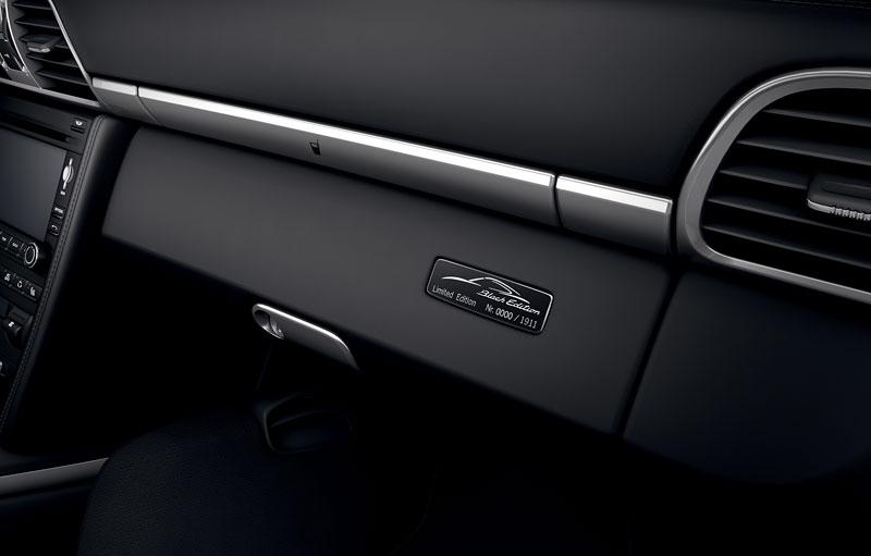 Porsche 911 Black Edition: Blíží se konec?: - fotka 4