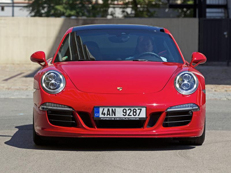 Test: Porsche 911 Carrera 4 GTS – Srdeční záležitost: - fotka 34