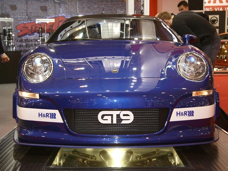 Essen živě: 9ff GT9 je další adept na pokoření 400 km/h: - fotka 3