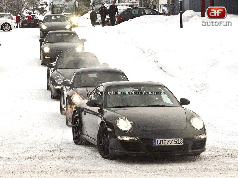 Porsche chystá významné změny u 911: - fotka 1