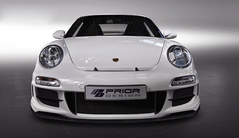 Porsche 911 PD3: převlek pro GT3 od Prior Design: - fotka 1