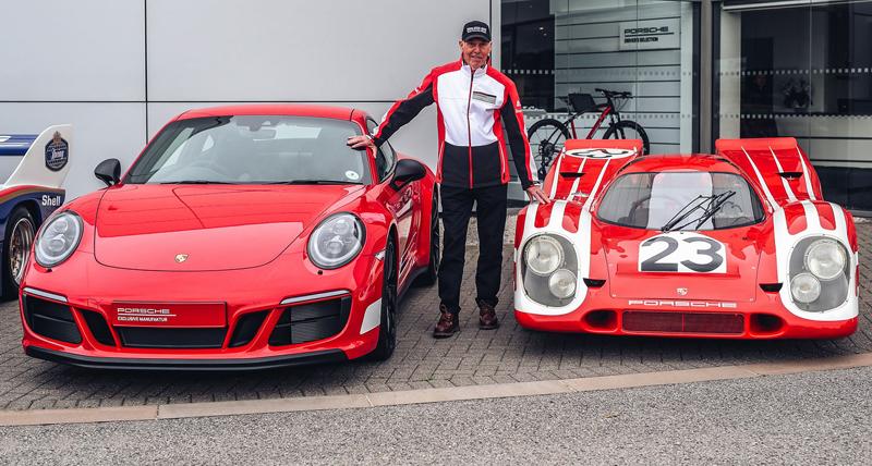 Porsche 911 Carrera 4 GTS British Legends Edition v barvách slavných vítězů z Le Mans: - fotka 6