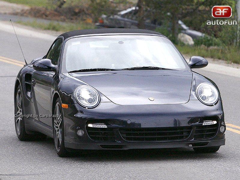 Spy Photos: Porsche 911 Turbo: - fotka 2
