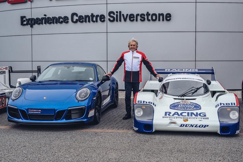 Porsche 911 Carrera 4 GTS British Legends Edition v barvách slavných vítězů z Le Mans: - fotka 7