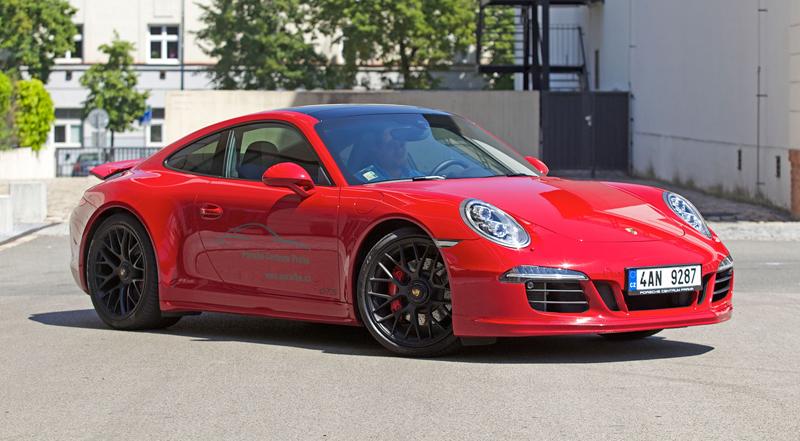 Test: Porsche 911 Carrera 4 GTS – Srdeční záležitost: - fotka 36