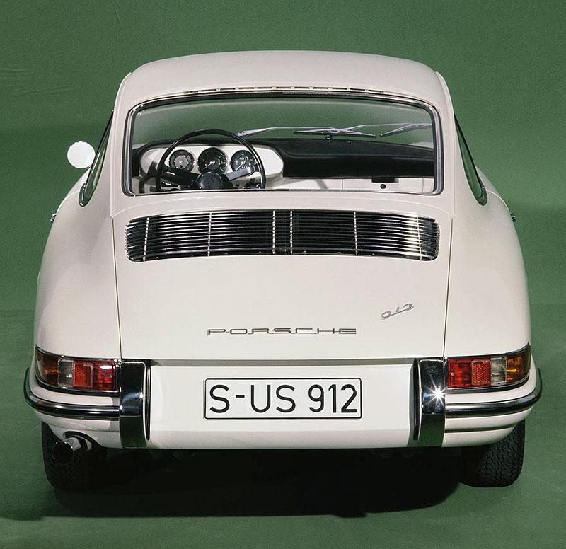 Pod lupou: Porsche 912 - když čtyři válce stačí: - fotka 1