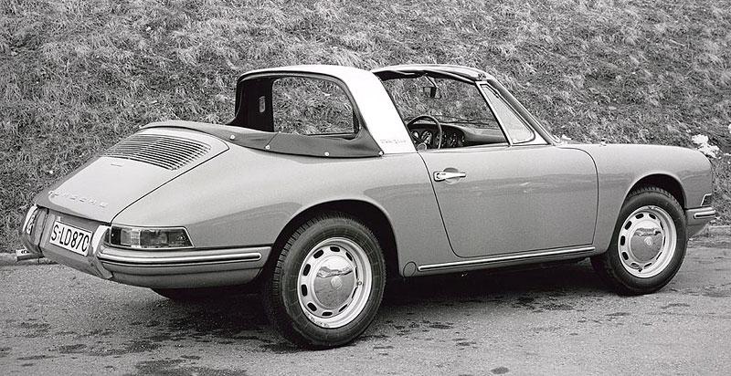 Pod lupou: Porsche 912 - když čtyři válce stačí: - fotka 4