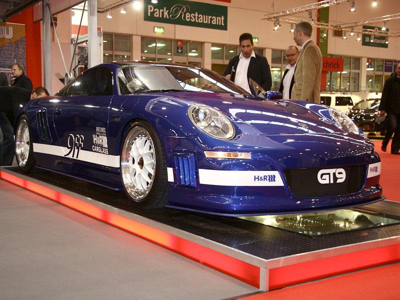 Essen živě: 9ff GT9 je další adept na pokoření 400 km/h: - fotka 4