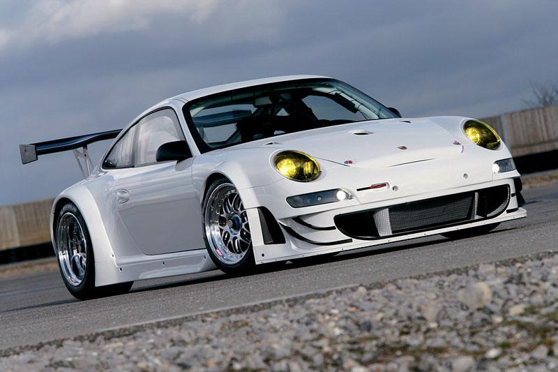 Porsche 911 GT3 RSR: modernizace závodní 911: - fotka 2