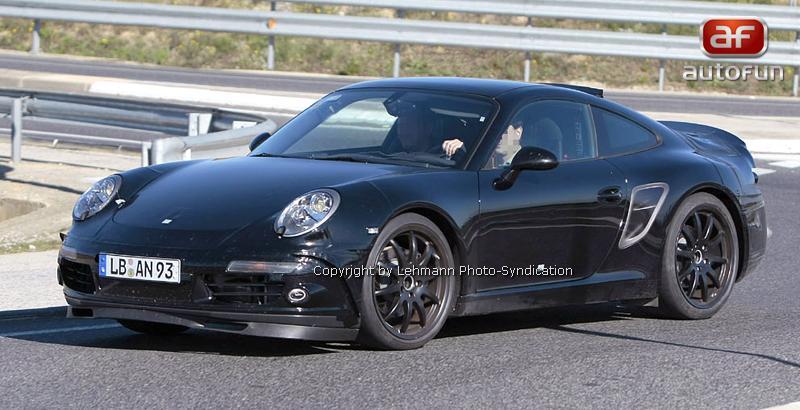 Spy Photos: Porsche 911 - že by generace 998?: - fotka 1