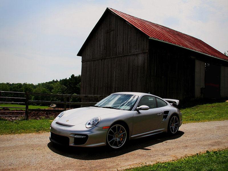 Switzer GT2 R911S: odpověď na tovární 911 GT2 RS: - fotka 2
