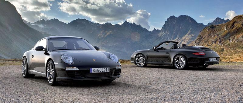 Porsche 911 Black Edition: Blíží se konec?: - fotka 7