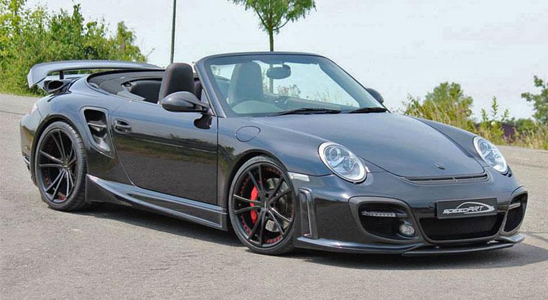 Renomovaní úpravci Porsche SpeedART a 9ff krachují: - fotka 8