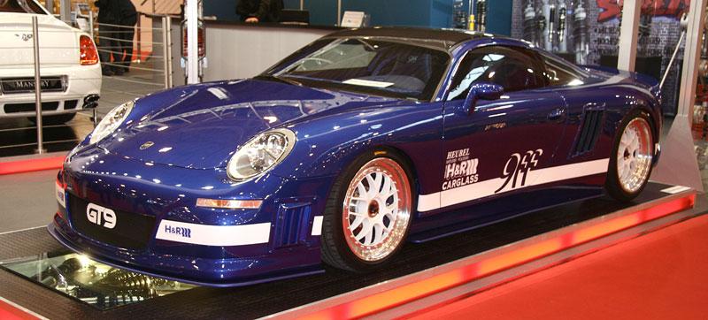 Essen živě: 9ff GT9 je další adept na pokoření 400 km/h: - fotka 5