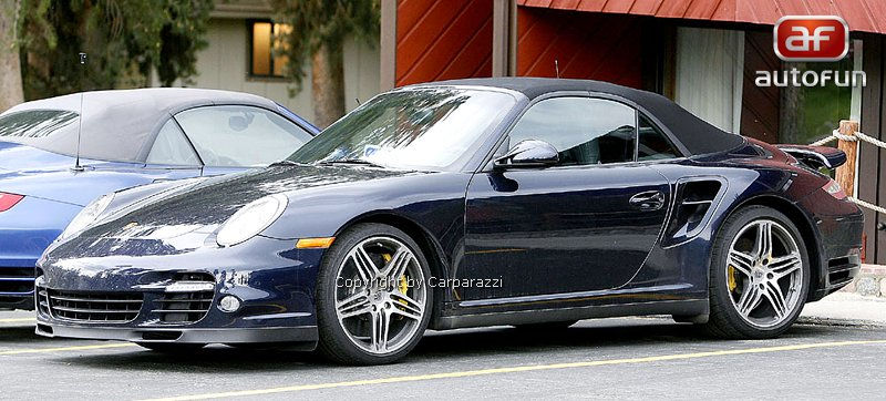 Spy Photos: Porsche 911 Turbo: - fotka 4