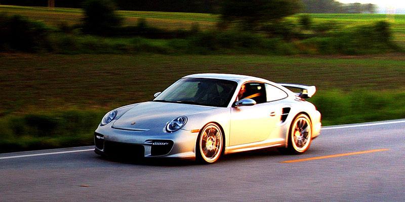 Switzer GT2 R911S: odpověď na tovární 911 GT2 RS: - fotka 3