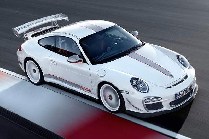 Porsche 911 GT3 RS 4.0: 500 koní oficiálně: - fotka 4