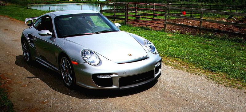 Switzer GT2 R911S: odpověď na tovární 911 GT2 RS: - fotka 4