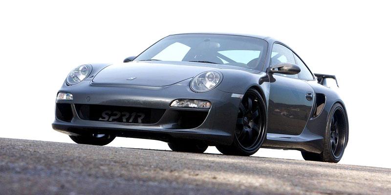 Sportec SPR1R: nižší hmotnost a vyšší výkon pro Porsche 911 Turbo: - fotka 3