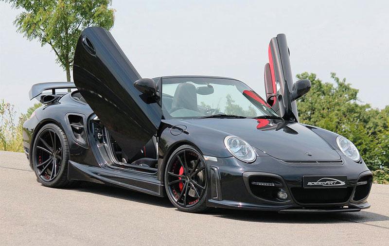 Renomovaní úpravci Porsche SpeedART a 9ff krachují: - fotka 10