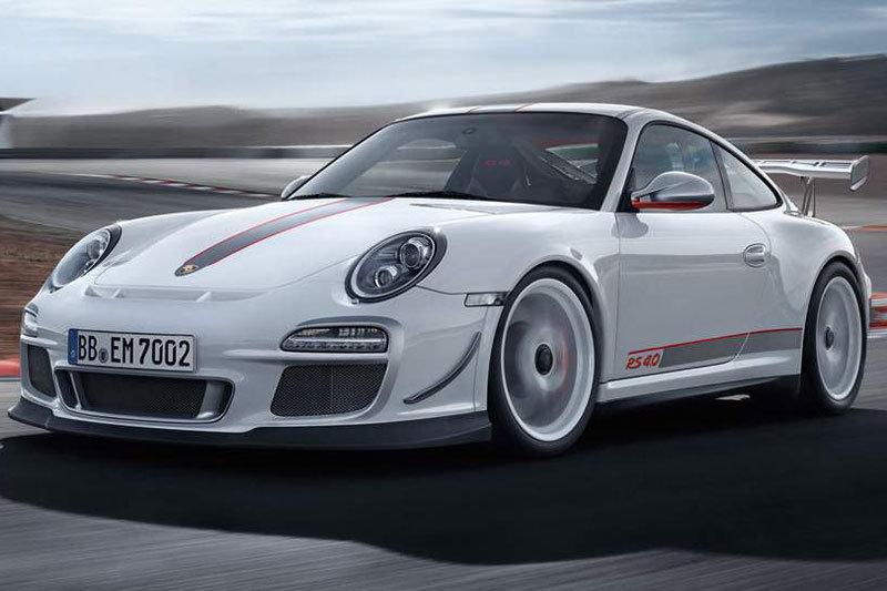 Porsche 911 GT3 RS 4.0: 500 koní oficiálně: - fotka 5