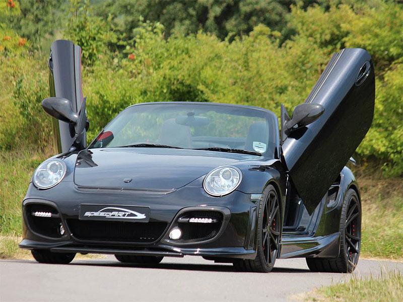 Renomovaní úpravci Porsche SpeedART a 9ff krachují: - fotka 11